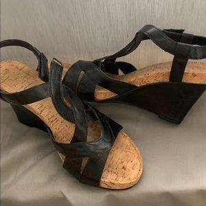 Women's Aerosole wedge sandals
